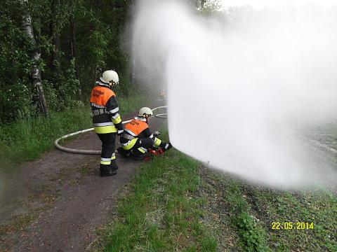 Probe Wasserförderung am 22.5.2014